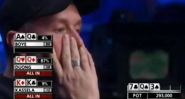 Peor mano de poker slot machine repair los angeles