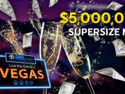 $5,000,000 Supersize ME