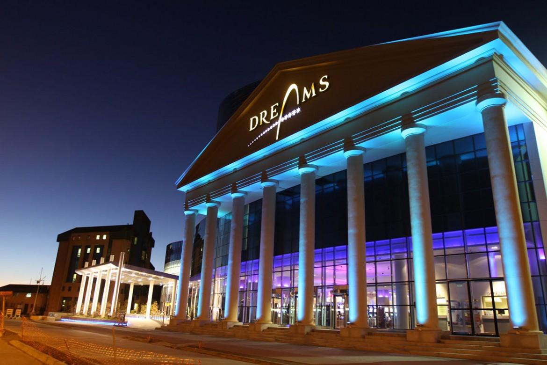 hotel casino dreams en punta arenas