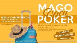 El torneo será una mezcla de Póker y vacaciones para la familia.