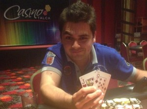 """""""Decidí jugar la CNPO LATAM 2020 por el tremendo atractivo de ganar un paquete a la WSOP""""."""