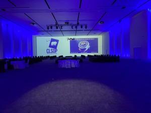 El salón que albergará el CLSOP de Noviembre tendrá 100 mesas de Póker funcionando.